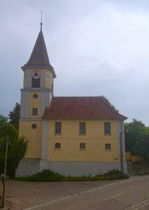 Kirche Steinhart